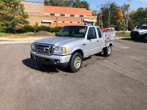 2011 Ford Ranger for sale at DILLON LAKE MOTORS LLC in Zanesville OH