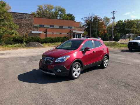 2015 Buick Encore for sale at DILLON LAKE MOTORS LLC in Zanesville OH