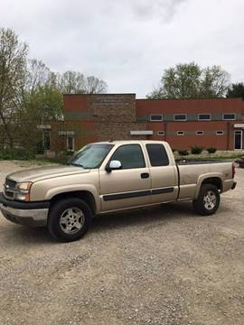 2004 Chevrolet Silverado 1500 for sale in Zanesville, OH