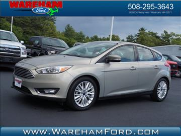 2016 Ford Focus for sale in Wareham, MA