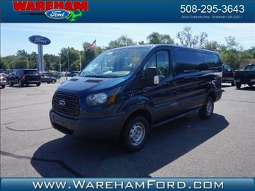 2016 Ford Transit Cargo for sale in Wareham, MA