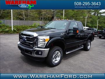 2016 Ford F-250 Super Duty for sale in Wareham, MA
