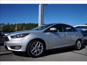 2015 Ford Focus for sale in Wareham, MA