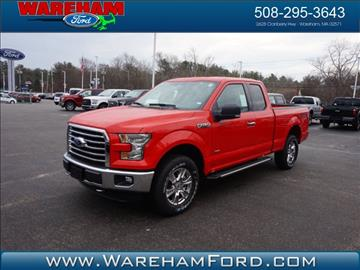 2016 Ford F-150 for sale in Wareham, MA