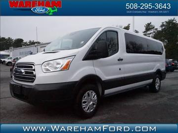 2016 Ford Transit Wagon for sale in Wareham, MA