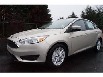 2017 Ford Focus for sale in Wareham, MA
