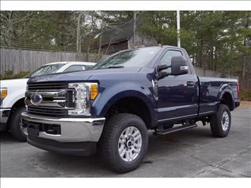 2017 Ford F-250 Super Duty for sale in Wareham, MA