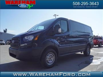 2017 Ford Transit Cargo for sale in Wareham, MA