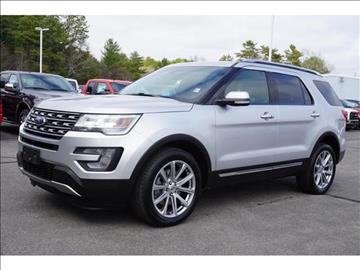 2017 Ford Explorer for sale in Wareham, MA