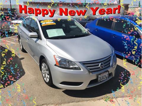 2014 Nissan Sentra for sale in Fresno, CA