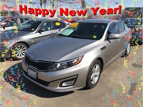 2014 Kia Optima for sale in Fresno, CA