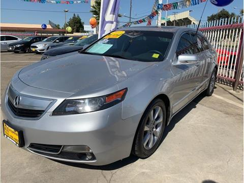 Acura TL For Sale In Fresno CA Carsforsalecom - Cheap acura tl for sale