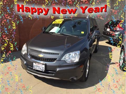 2013 Chevrolet Captiva Sport for sale in Fresno, CA