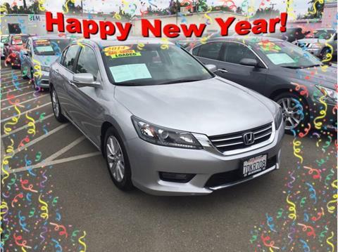 2014 Honda Accord for sale in Fresno, CA