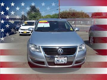 2006 Volkswagen Passat for sale in Fresno, CA