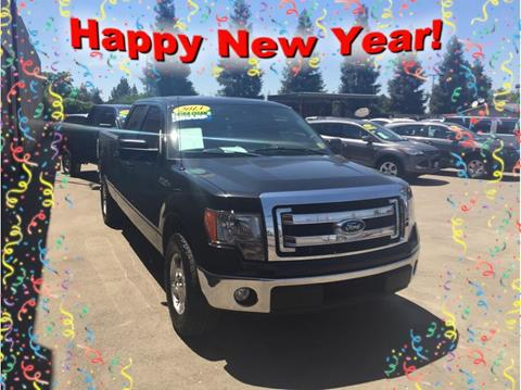 2013 Ford F-150 for sale in Fresno, CA