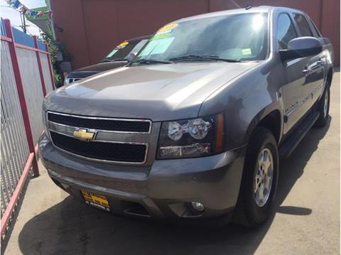 2008 Chevrolet Avalanche for sale in Fresno, CA
