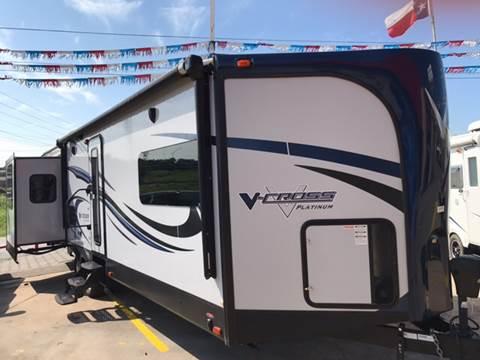 2013 V-Cross 32VTS for sale at Ultimate RV in White Settlement TX