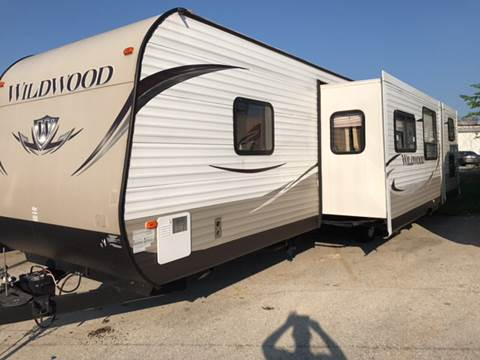 2014 Wildwood 31BKIS for sale in White Settlement, TX