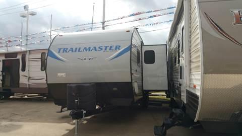 2018 Gulf Stream Trailmaster 276BHS