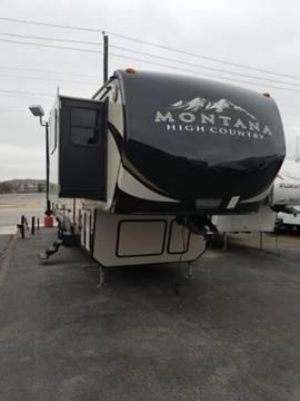 2017 Keystone Montana for sale in White Settlement, TX