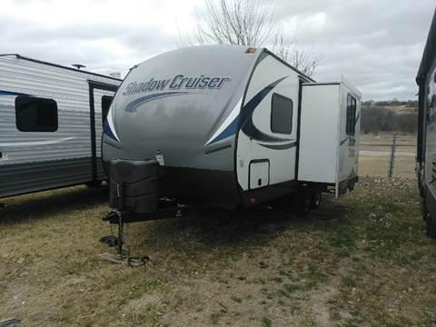 2015 Cruiser RV Shadown Cruiser  (1 Slide) for sale at Ultimate RV in White Settlement TX