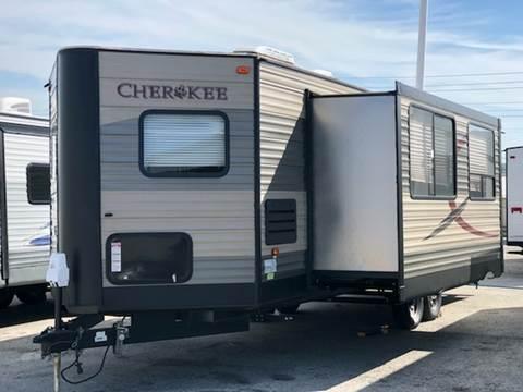 2017 Cherokee V Nose Series