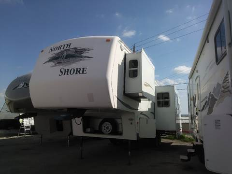 2006 Dutchmen North Shore for sale at Ultimate RV in White Settlement TX