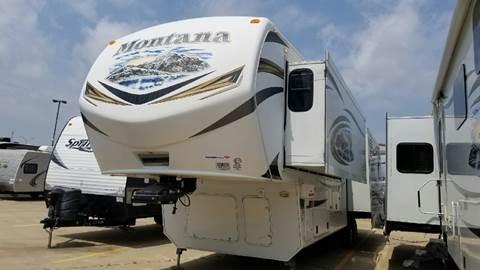 2013 Keystone Montana for sale in White Settlement, TX