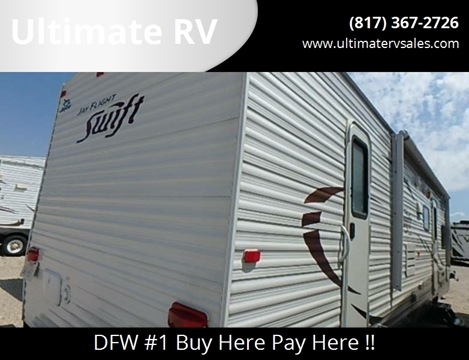 2014 Jayco Jay Flight Swift 287bhbe In White Settlement Tx