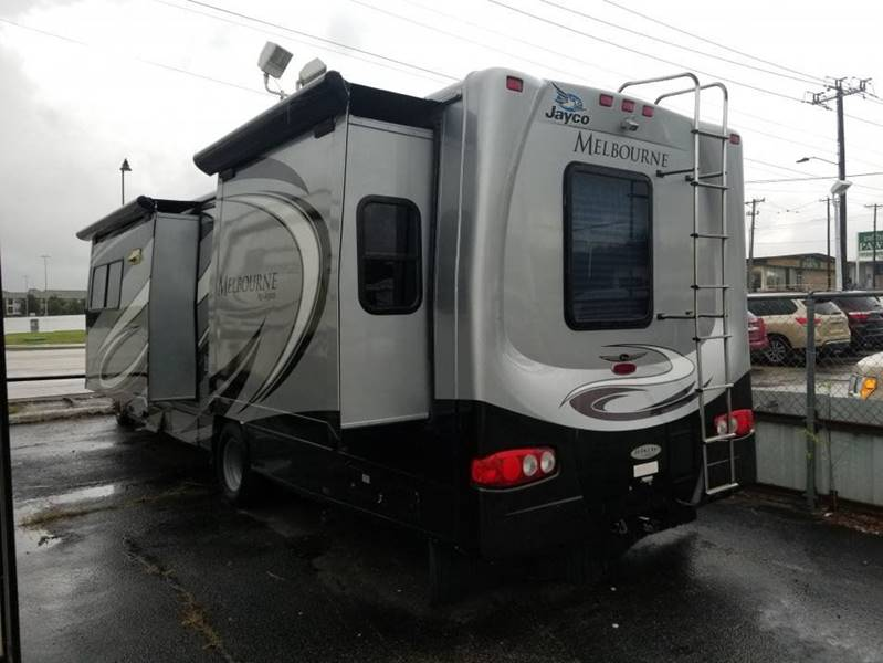 2008 Jayco Ford Econoline Melbourne Commercial Cutaway In