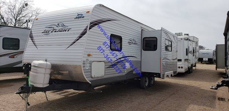 2012 Jayco Jayflight 26rks In White Settlement Tx