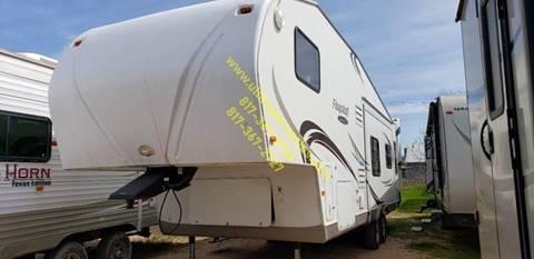 2010 Flagstaff 8528CKSS for sale in White Settlement, TX