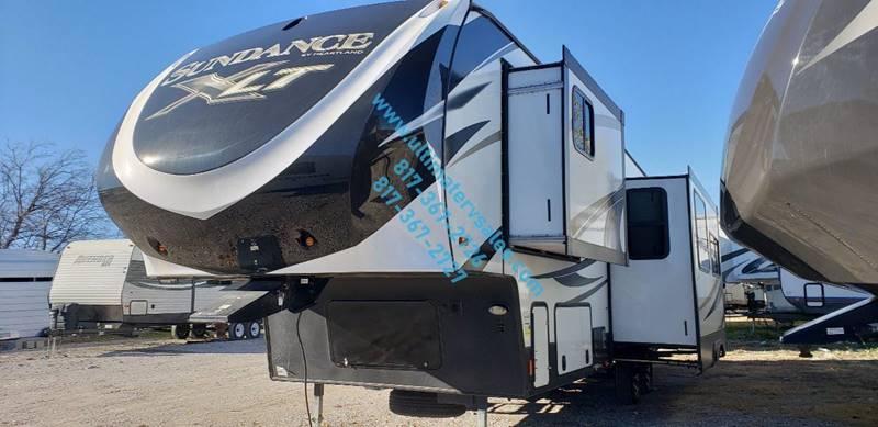 2018 Heartland Sundance Xlt 295bh In White Settlement Tx