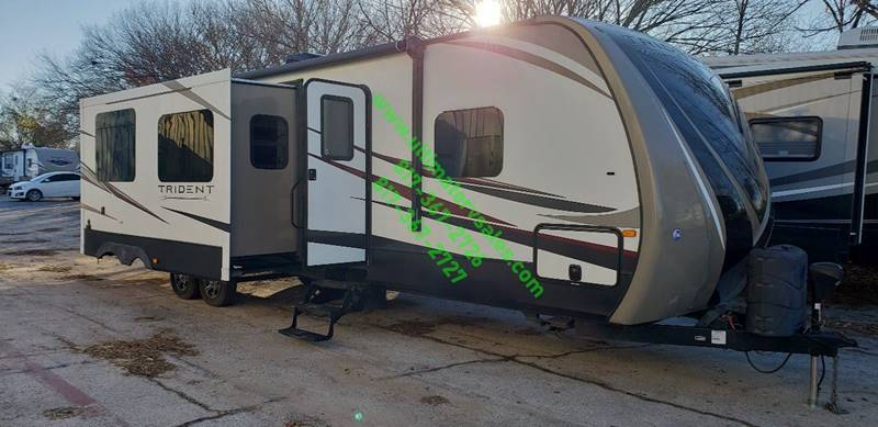 2015 Skyline Layton Trident 326bh In White Settlement Tx