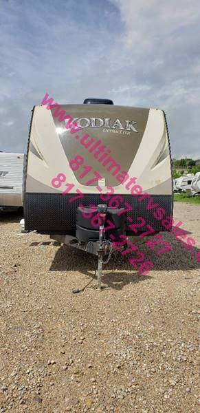 2017 keytone kodiak ultra - lite 291RESL  - White Settlement TX