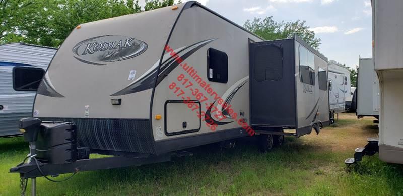 2014 Dutchmen Kodiak 263Rlsl In White Settlement TX - Ultimate RV