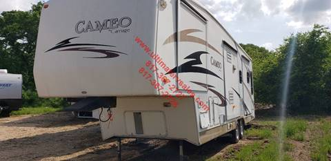 2007 Carriage Cameo **F33CKQ** for sale in White Settlement, TX