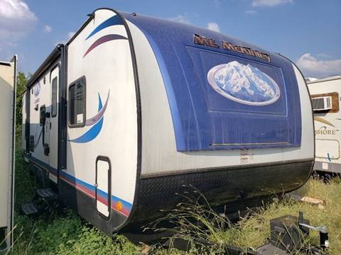 2018 Mt Mickenly 268rb In White Settlement Tx Ultimate Rv