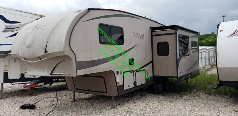 2012 Everlite Evergreen 30rls 5 In White Settlement Tx