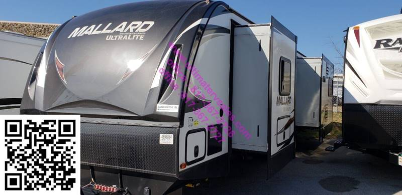 2018 Heartland Mallard M325 In White Settlement Tx
