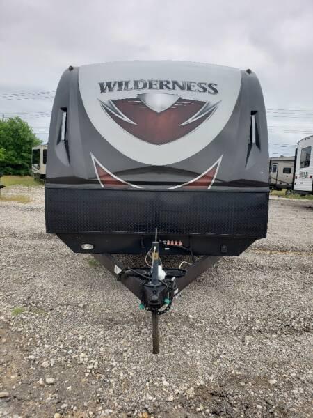 2019 Heartland Wilderness **3350DS**  - White Settlement TX