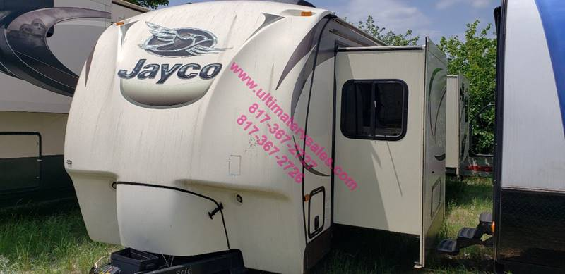 2015 Jayco Eagle 338rets In White Settlement Tx Ultimate Rv