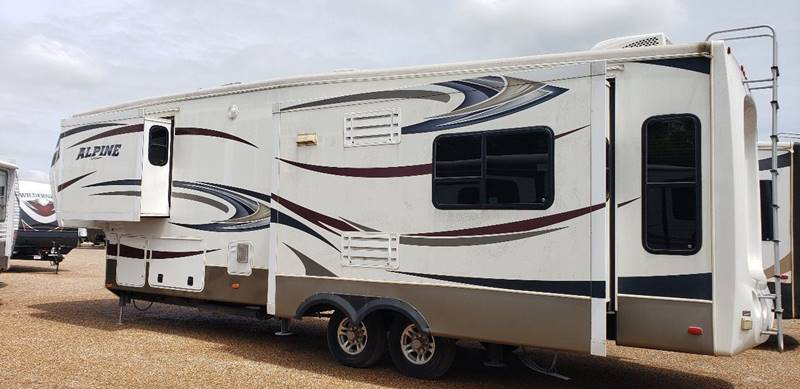 2013 Keystone Alpine 3250RL  - White Settlement TX
