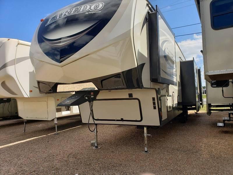 2018 Keystone Laredo 342rd In White Settlement Tx