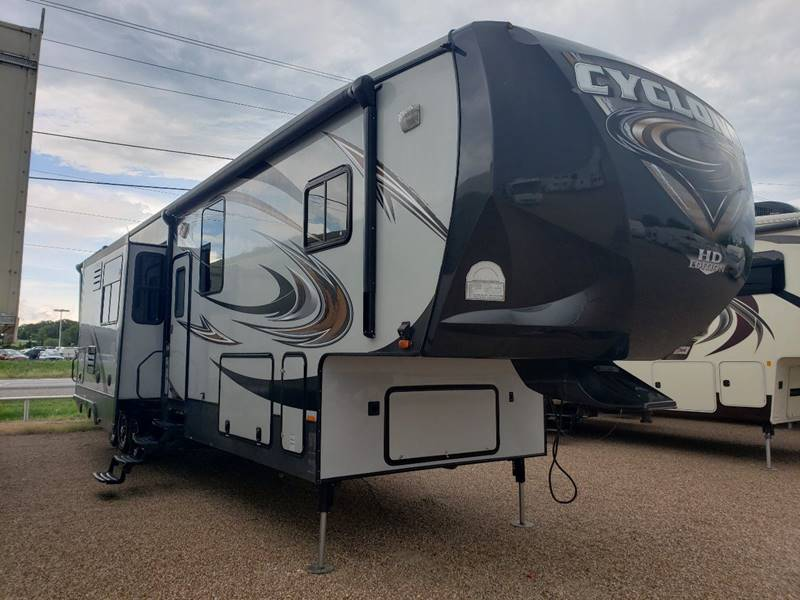 2013 Heartland Cyclone 4000 In White Settlement Tx