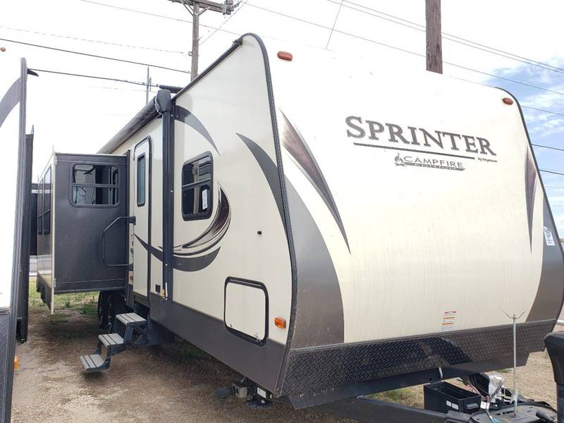 2018 Keystone Sprinter 33BH  - White Settlement TX