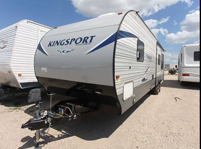 2019 Gulf Stream Kingsport 295sbw In White Settlement Tx