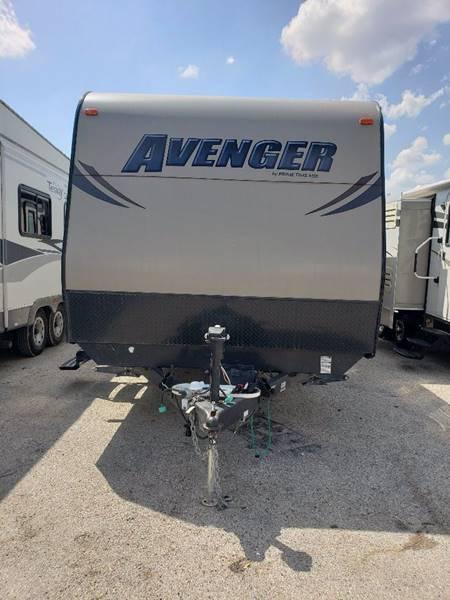 2013 Palomino Avenger 27RLS  - White Settlement TX