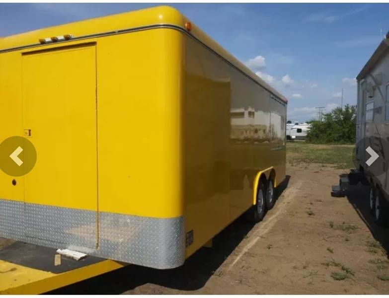 2003 w-w w-w trailer  - White Settlement TX
